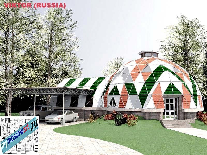 Проект дома - Виктор (Город Москва - Россия) (8)