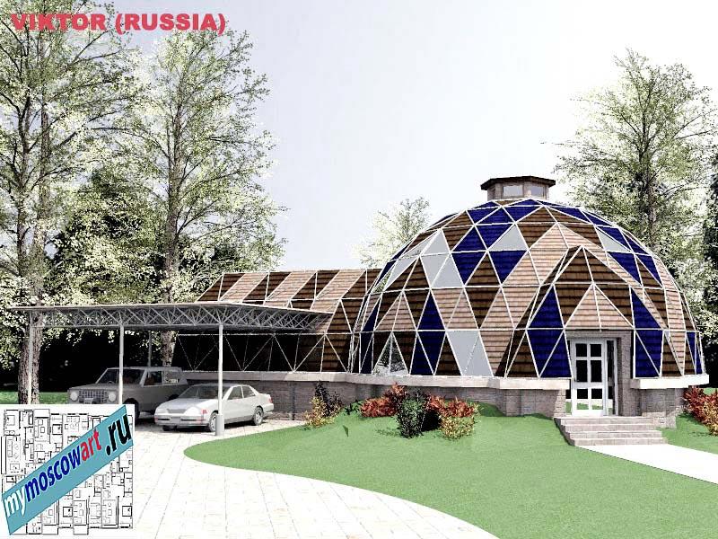 Проект дома - Виктор (Город Москва - Россия) (9)