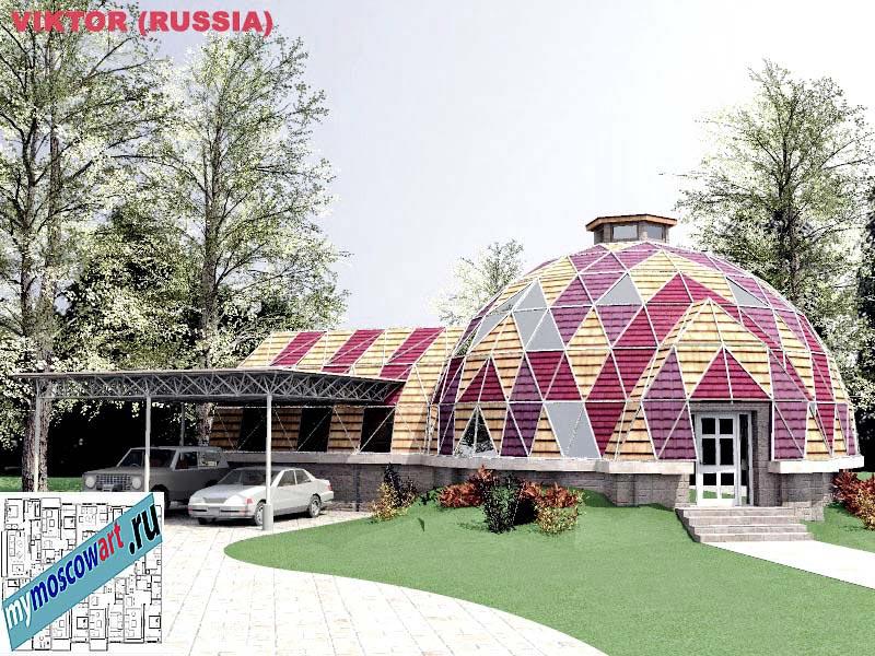 Проект дома - Виктор (Город Москва - Россия) (10)