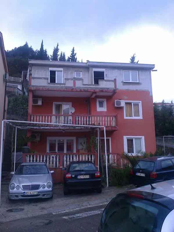 Проект пристройки здания - Мая (Город Будва - Черногория) (15)