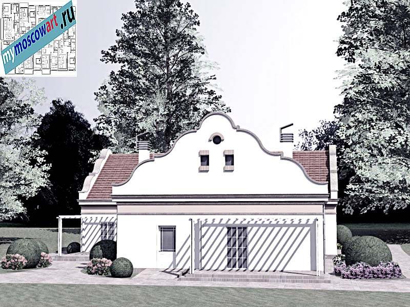 Проект дома - Буске (Город Вршац - Сербия) (6)