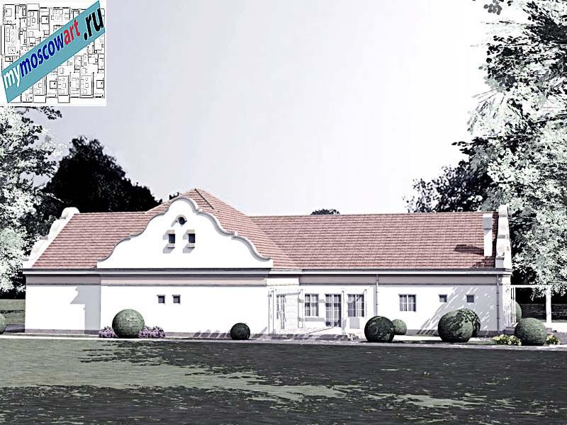 Проект дома - Буске (Город Вршац - Сербия) (8)