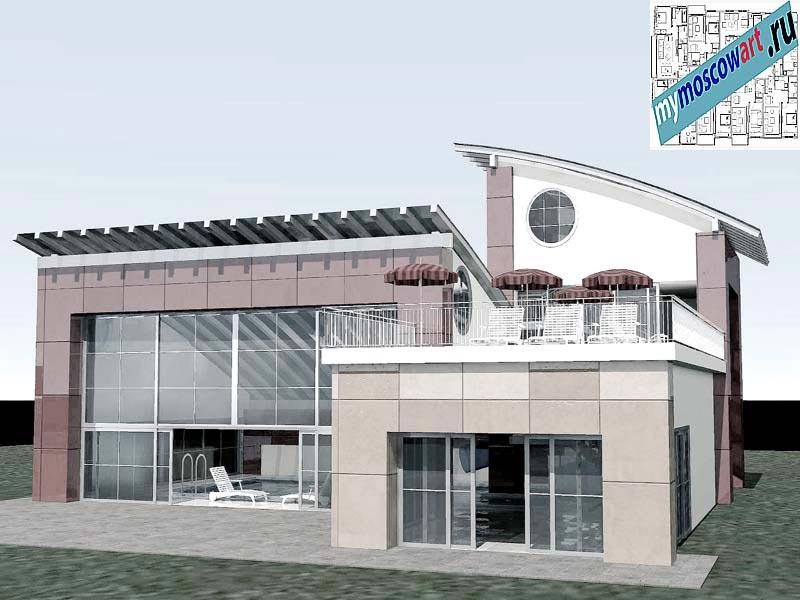 Проект бассейна - Йованович (Город Ягодина - Сербия) (3)