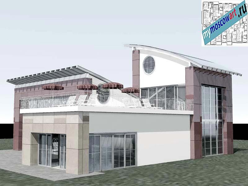 Проект бассейна - Йованович (Город Ягодина - Сербия) (4)