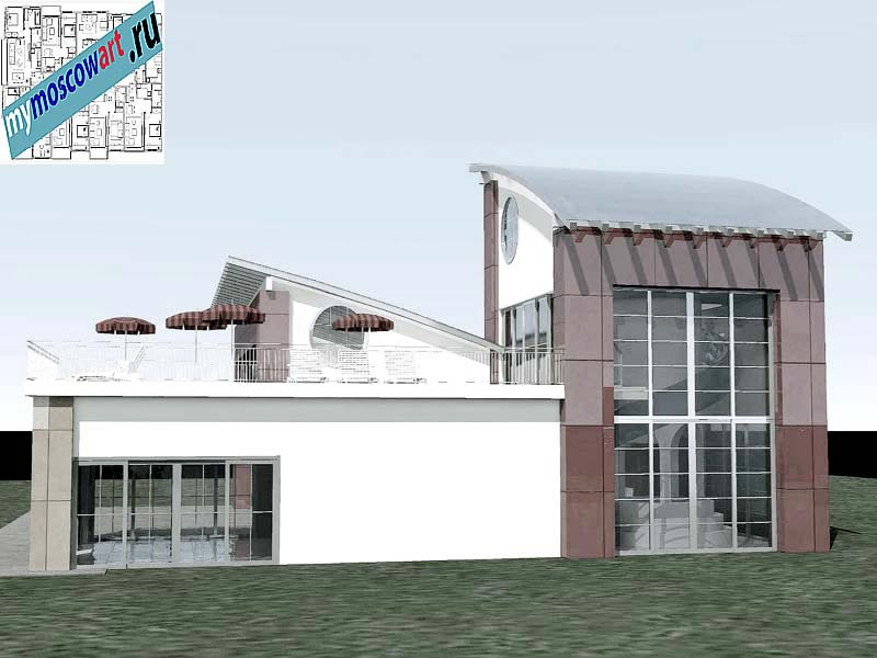 Проект бассейна - Йованович (Город Ягодина - Сербия) (5)