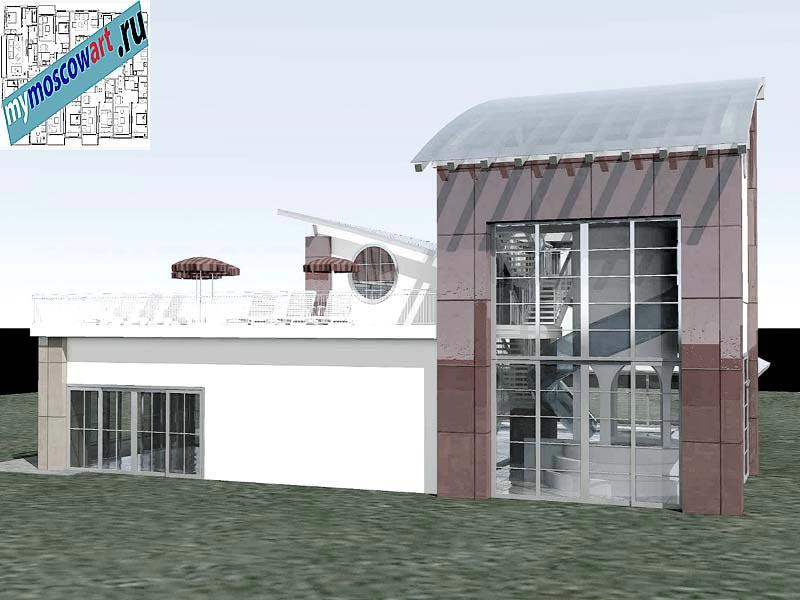 Проект бассейна - Йованович (Город Ягодина - Сербия) (6)