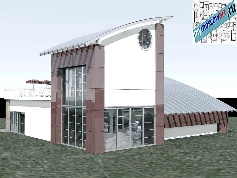 Проект бассейна - Йованович (Город Ягодина - Сербия) (7)