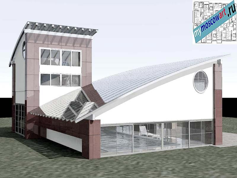 Проект бассейна - Йованович (Город Ягодина - Сербия) (9)