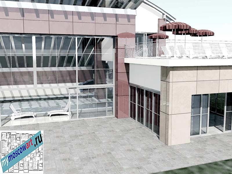 Проект бассейна - Йованович (Город Ягодина - Сербия) (11)