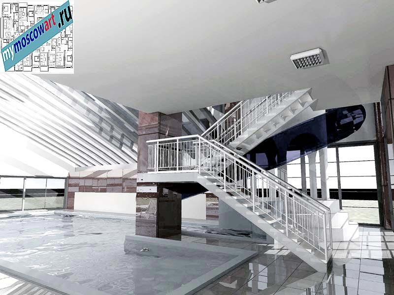 Проект бассейна - Йованович (Город Ягодина - Сербия) (14)