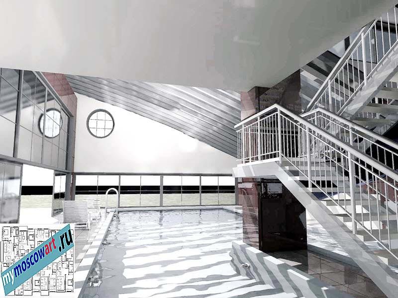 Проект бассейна - Йованович (Город Ягодина - Сербия) (15)