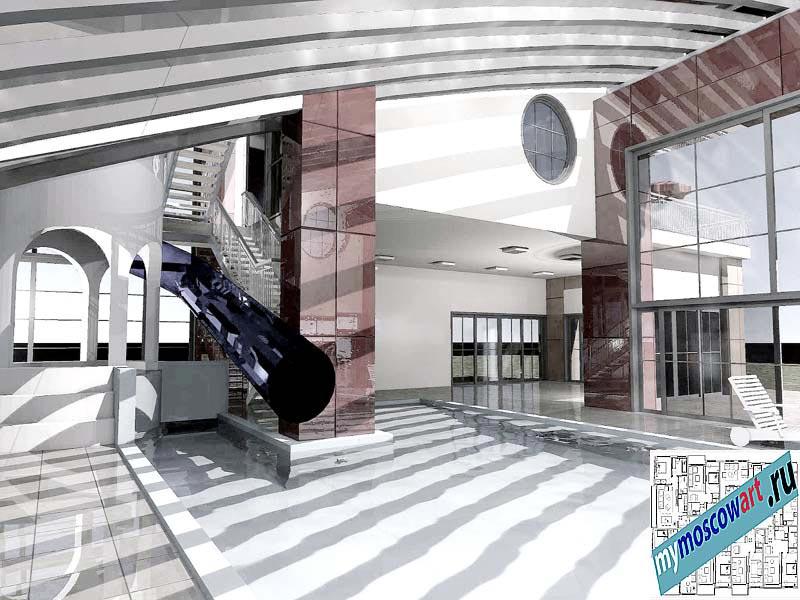 Проект бассейна - Йованович (Город Ягодина - Сербия) (16)