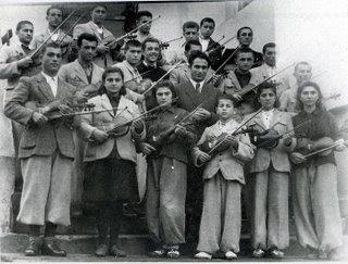 Выпускной концерт 1946