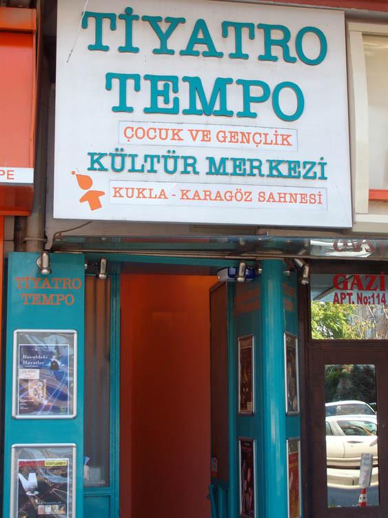 Кукольный театр Tiyatro Tempo
