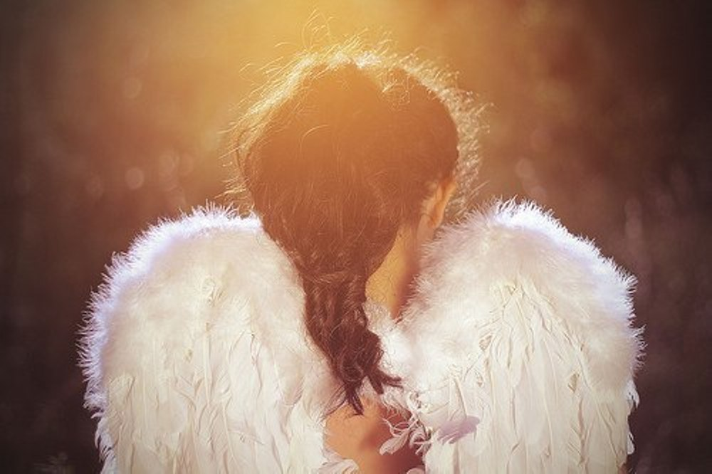 Картинки мой ангел обними меня
