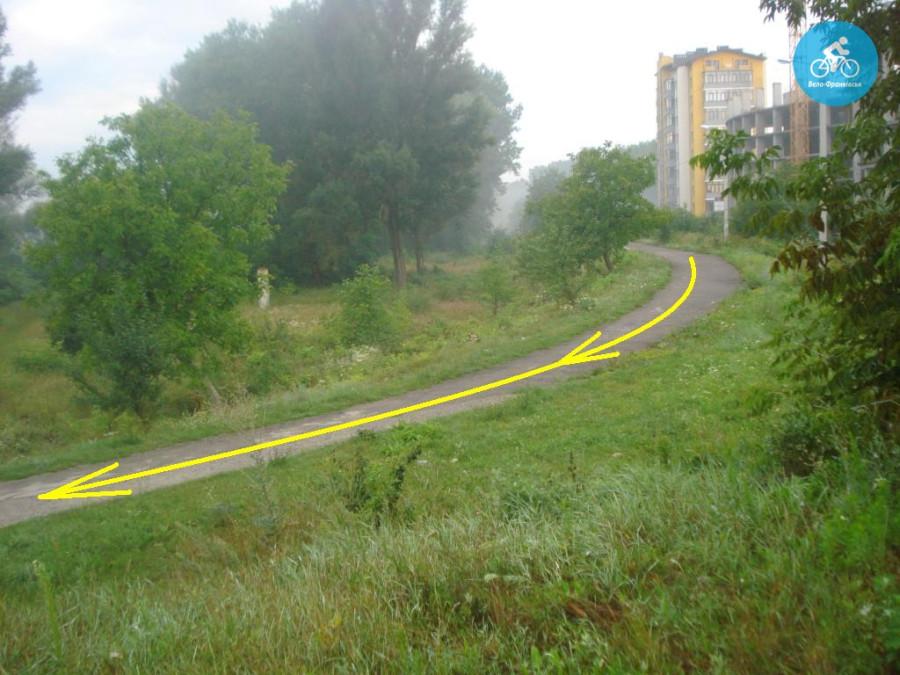 Іванофранківцям показали як можуть виглядати велодоріжки на Галицькій (фото) - фото 20