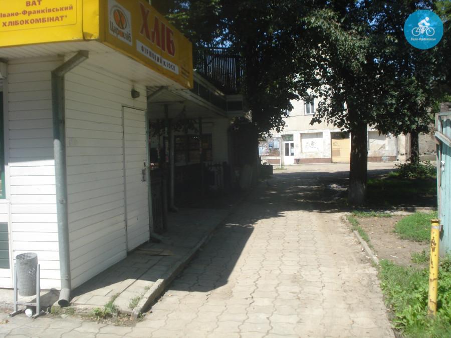 Іванофранківцям показали як можуть виглядати велодоріжки на Галицькій (фото) - фото 82