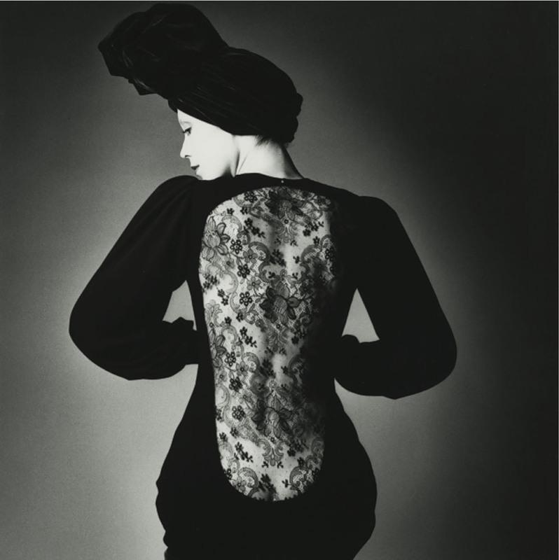 Jeanloup Sieff.Vogue, Paris,1970