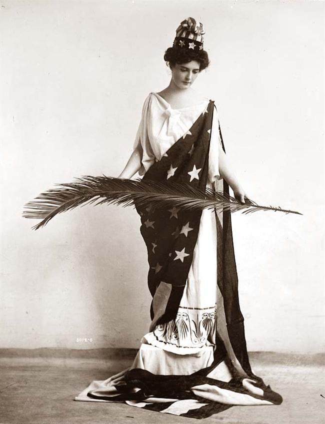 Liberty-Lady