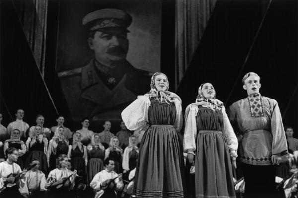 песнь о Сталине
