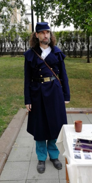 Американские врачи спасали русских в Крымскую войну