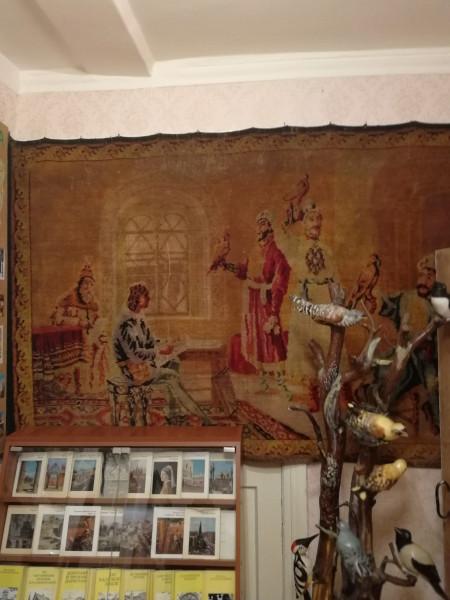 Музей Бунина в Ельце жизнь, диплом, Нобелевский, потому, многое, конечно, можно, Хотите, Бунина, стоит, чемодан, которым, Бунин, ездил, помнит, видел, Хранительница, пошла, необычайно, любезно