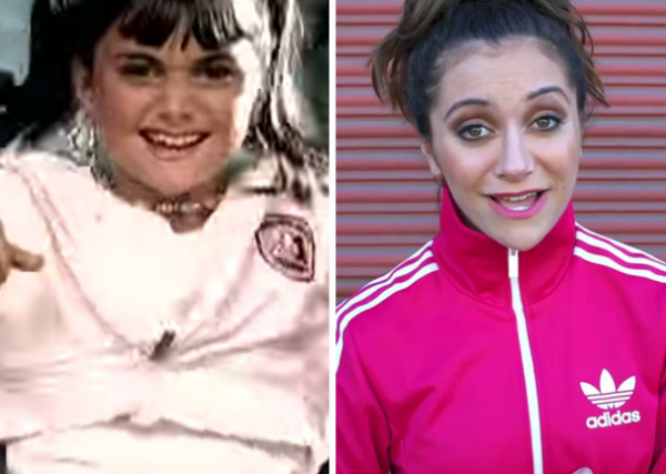 young dancer from missy elliot music videos dances in