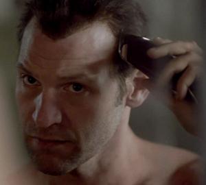 Corey Shaving