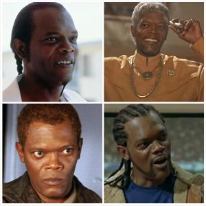 Samuel L Jackson Bad Wigs