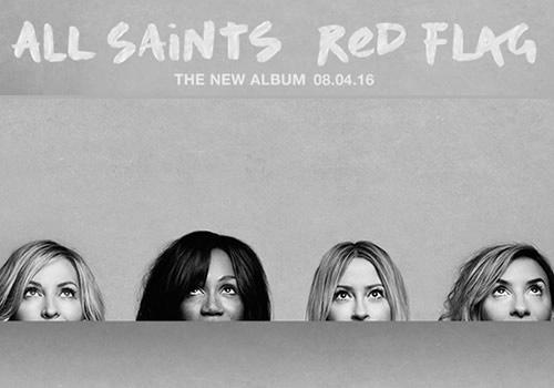 all-saints-new-album-red-flag