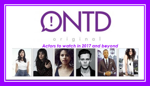 Actors to watch in 2017