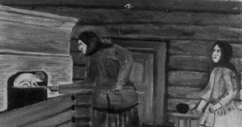 Старухи и молодняк в бане фото 130-866