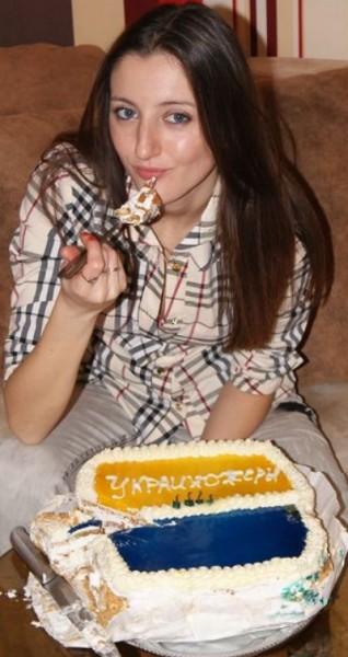 Одесса Маша Бильчак Украиножерка
