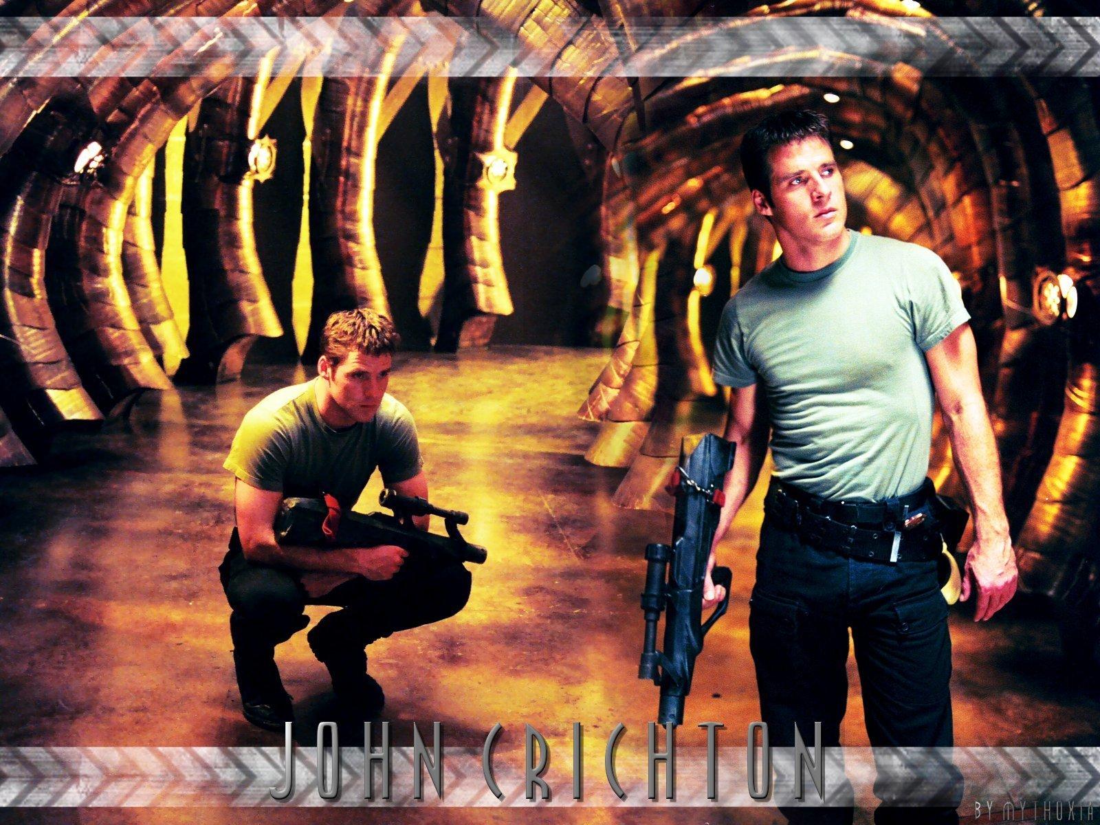 John Crichton S1