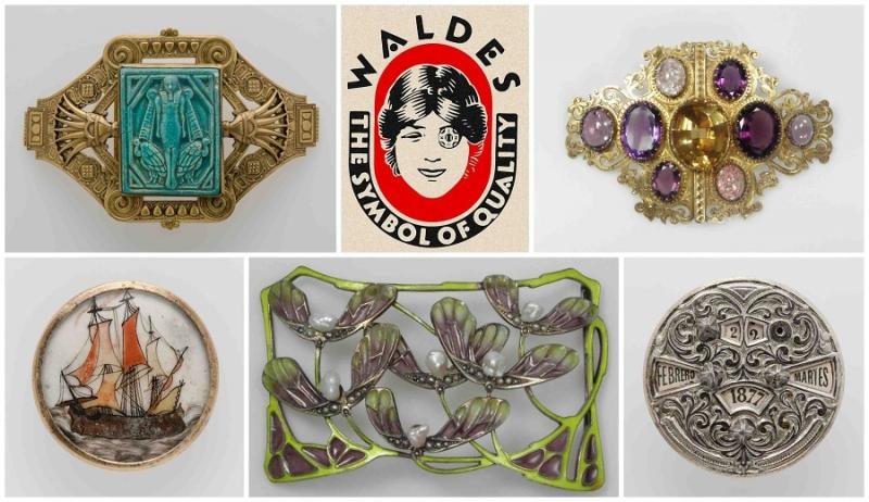 Чуть-чуть вещей из коллекции Индржиха Валдеса
