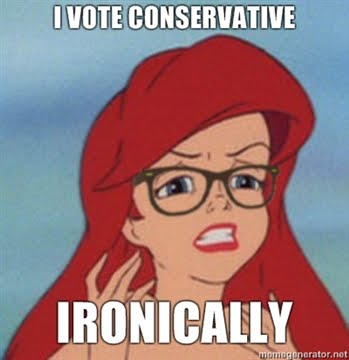 I-vote-conservative-ironically
