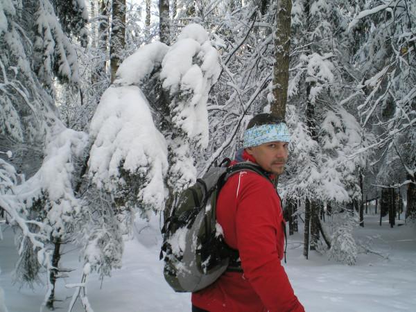 Лыжная прогулка 5 февраля.