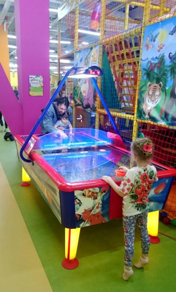 Ігрові автомати аерохокей