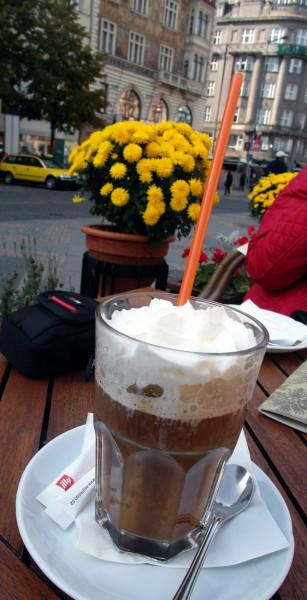 кофе-прага-трам