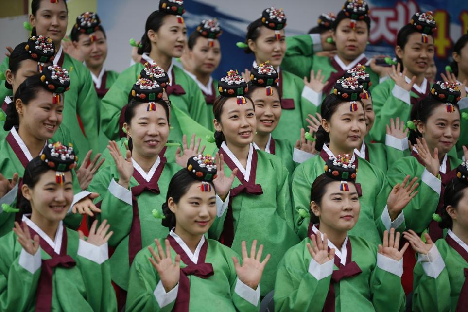 дитя корейцы как нация сиськи