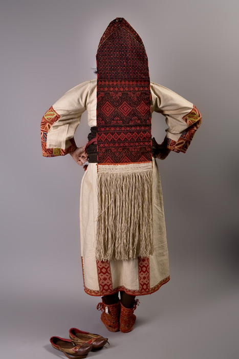 македонские женские народные костюмы