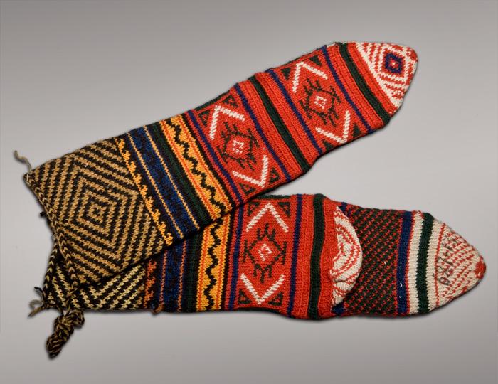 Чулки женские «чорапе» Македония