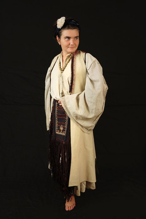 Кафтан, сукно, шнур шелковый