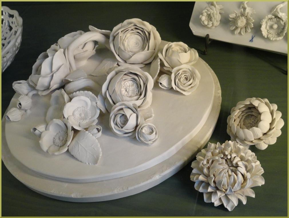 изготовление фарфоровых изделий Мейсен