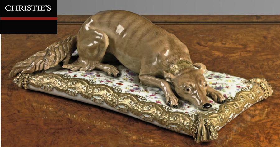 Catherine II's favourite dog