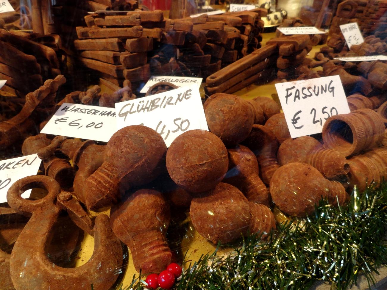 шоколад шоколадные лампочки
