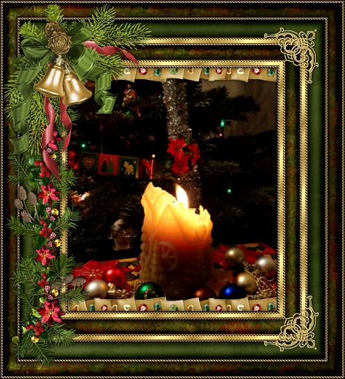 открытки с Рождеством и Новым годом