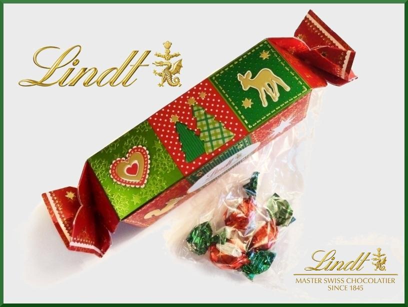 шоколадные конфеты Lindt