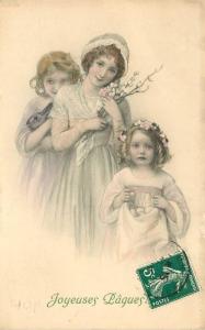 старинные открытки издательство Мунк