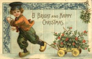 Ellen Clapsaddle postcard